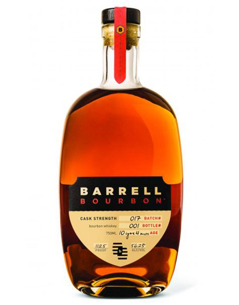 Barrell Craft Bourbon #17 by Craft Spirits
