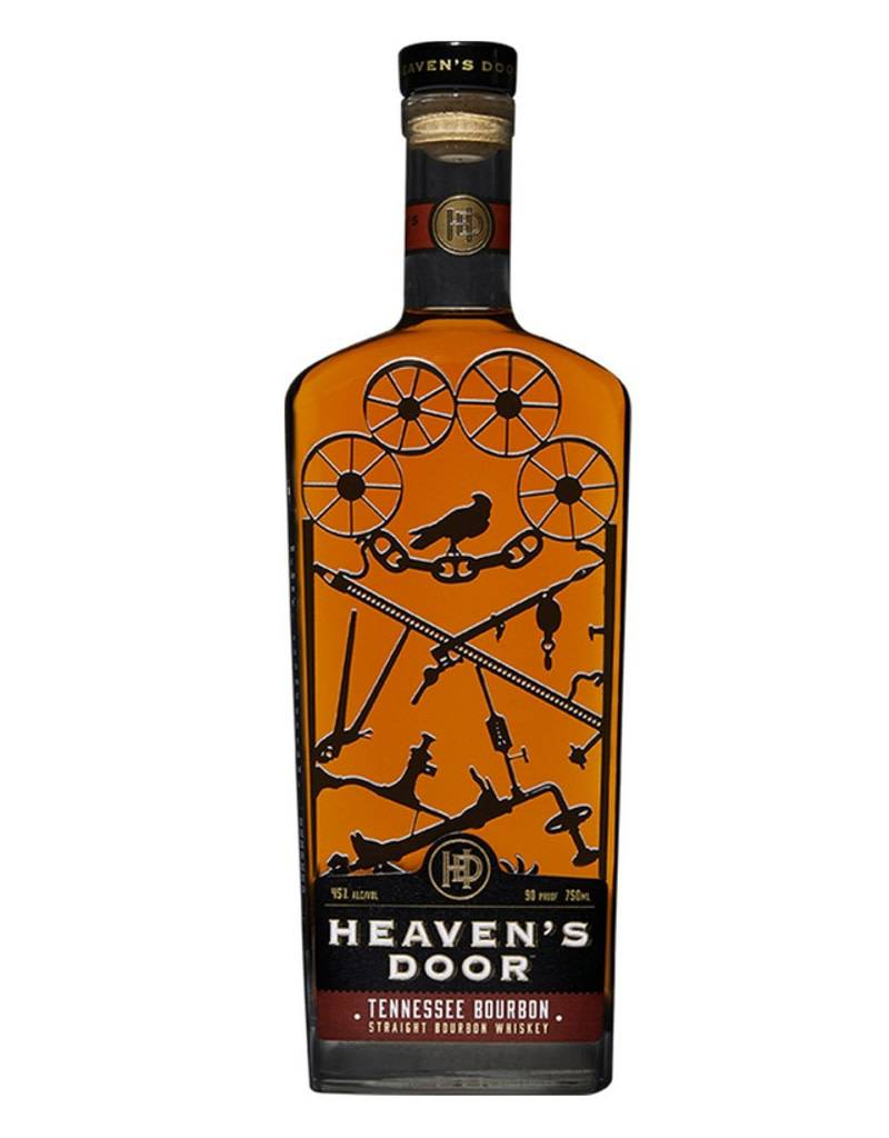 Heaven's Door Straight Bourbon Whiskey, Tennessee, USA