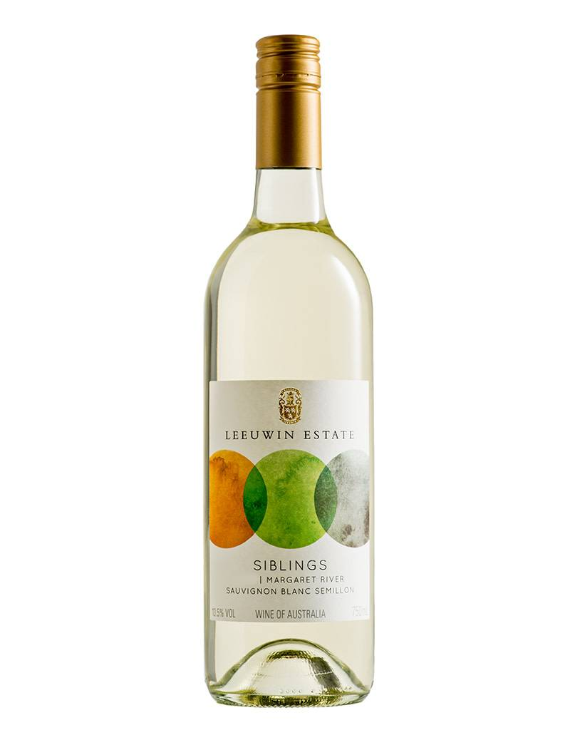 Leeuwin Estate 2019 'Siblings' Sauvignon Blanc / Semillon, Margaret River, Australia
