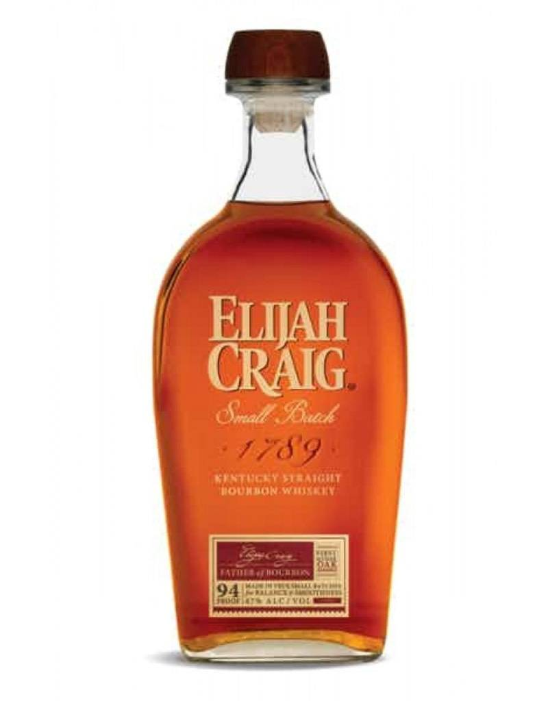 Elijah Craig 12 Year Bourbon Whiskey, Kentucky