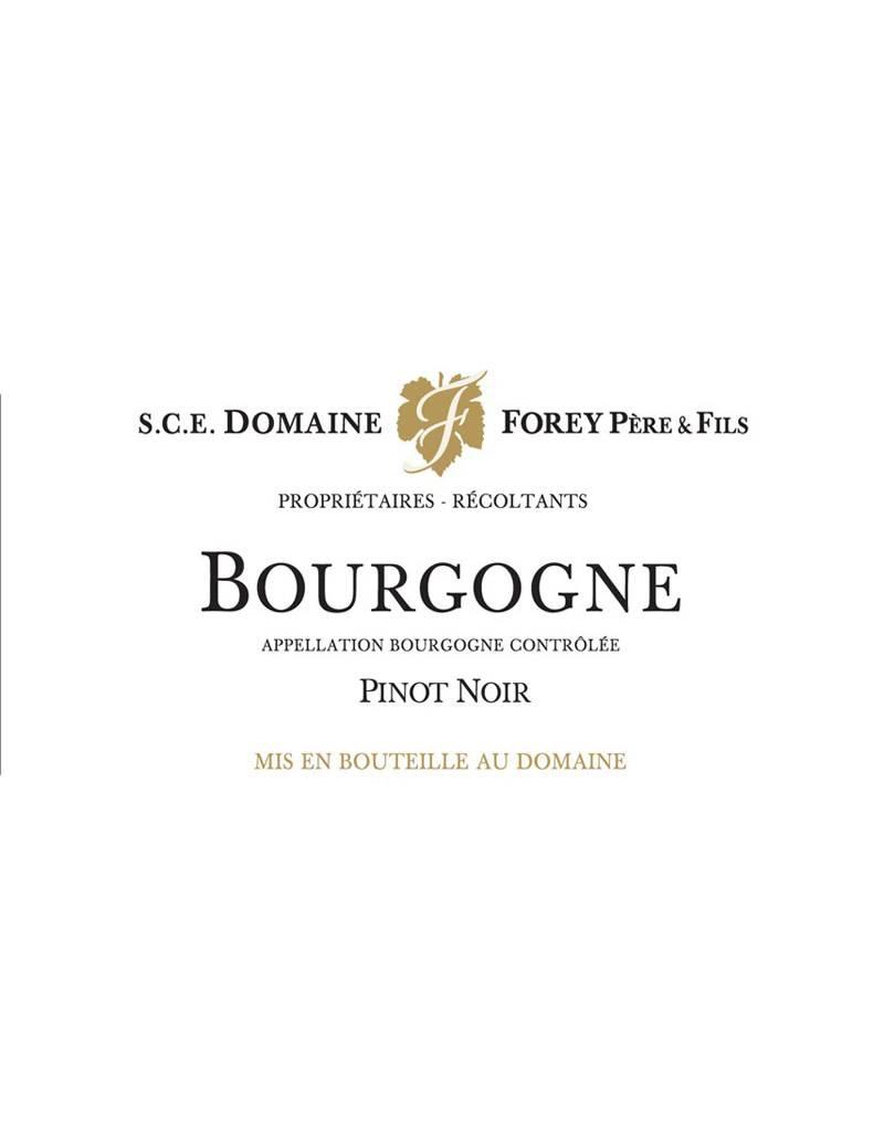 Domaine Forey Pere et Fils 2016 Bourgogne Pinot Noir, Burgundy, France