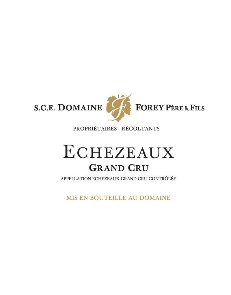 Domaine Forey Pere et Fils 2016 Echezeaux Grand Cru, Cote de Nuits, France