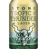 Stone Brewing Tropic of Thunder Lager, 6pk Cans
