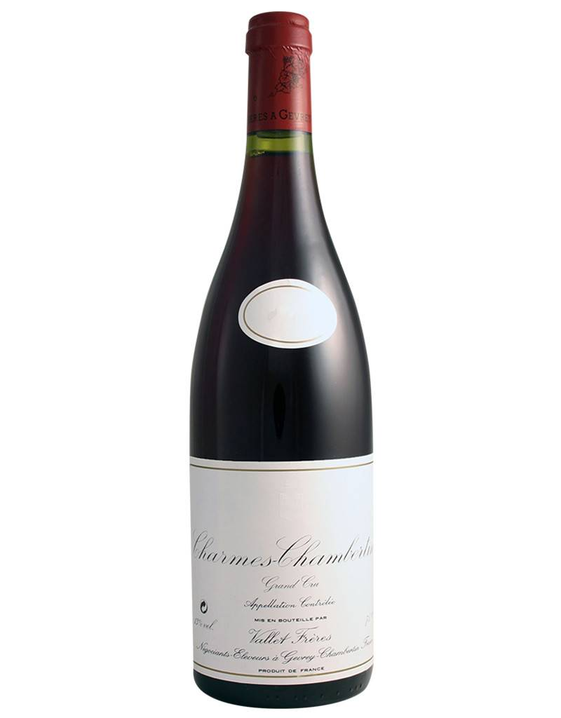 Domaine Vallet Frères 2009, Chambertin Grand Cru, Burgundy France