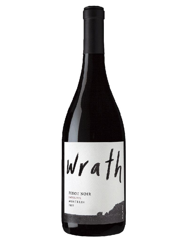Wrath Wines 2015 Swan/828 Pinot Noir, Monterey, California