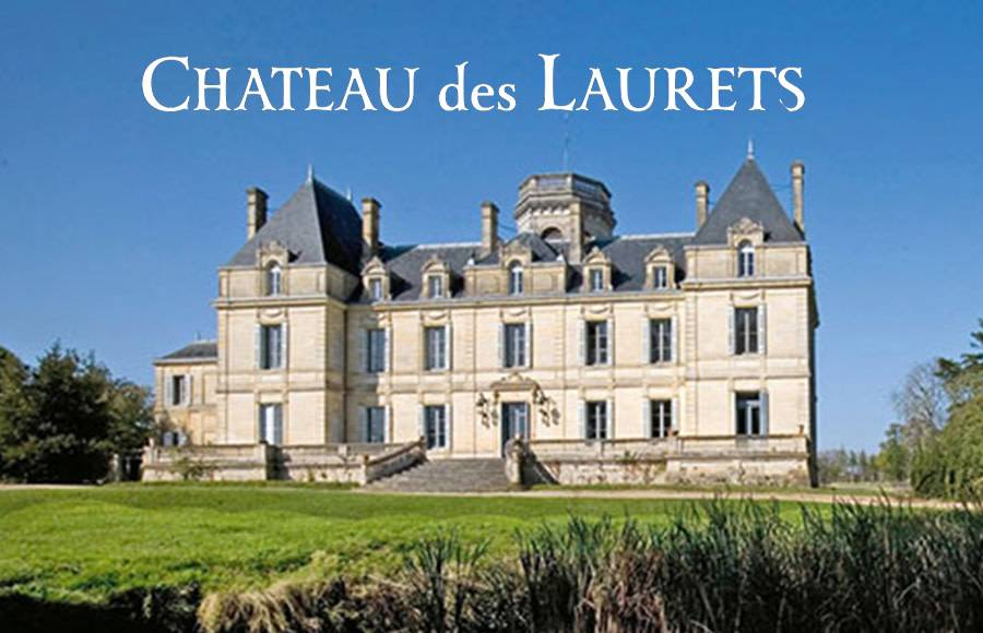 MONDAY 4 MARCH | Tasting w. Fabrice Bandiera of Château des Lauret (by Edmond de Rothschild) Bordeaux