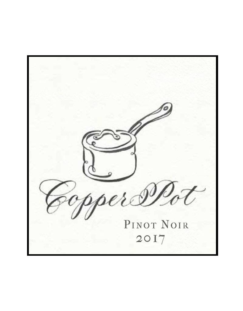 Thorne and Daughters 2017 Wines 'Copper Pot' Pinot Noir, Western Cape, South Africa