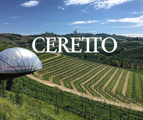 February 19th - Ceretto Tasting Piedmonte Seminar w/Gialuca Picca