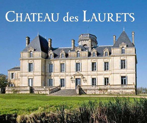 March 4th - Tasting with Fabrice Bandiera of Château des Lauret (by Edmond de Rothschild) Bordeaux