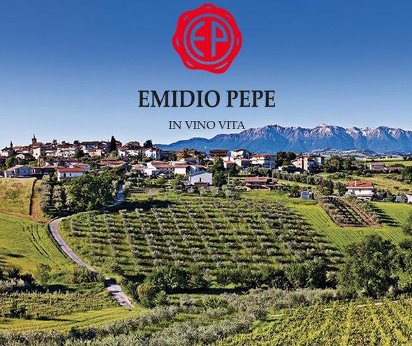 THURSDAY 21 MARCH   Emidio Pepe Tasting Seminar w/Grand Daughter Chiara Pepe from Montepulciano d'Abruzzo