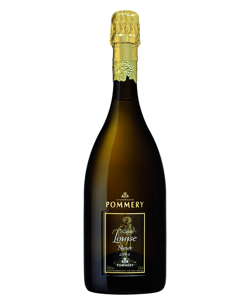 Pommery Champagne Pommery 2004 Cuvée Louise Brut Nature, France