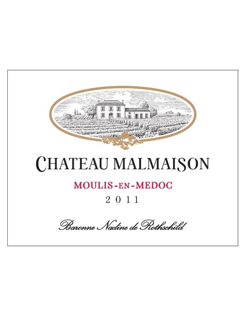Château Malmaison 2015 Moulis-en-Medoc, France