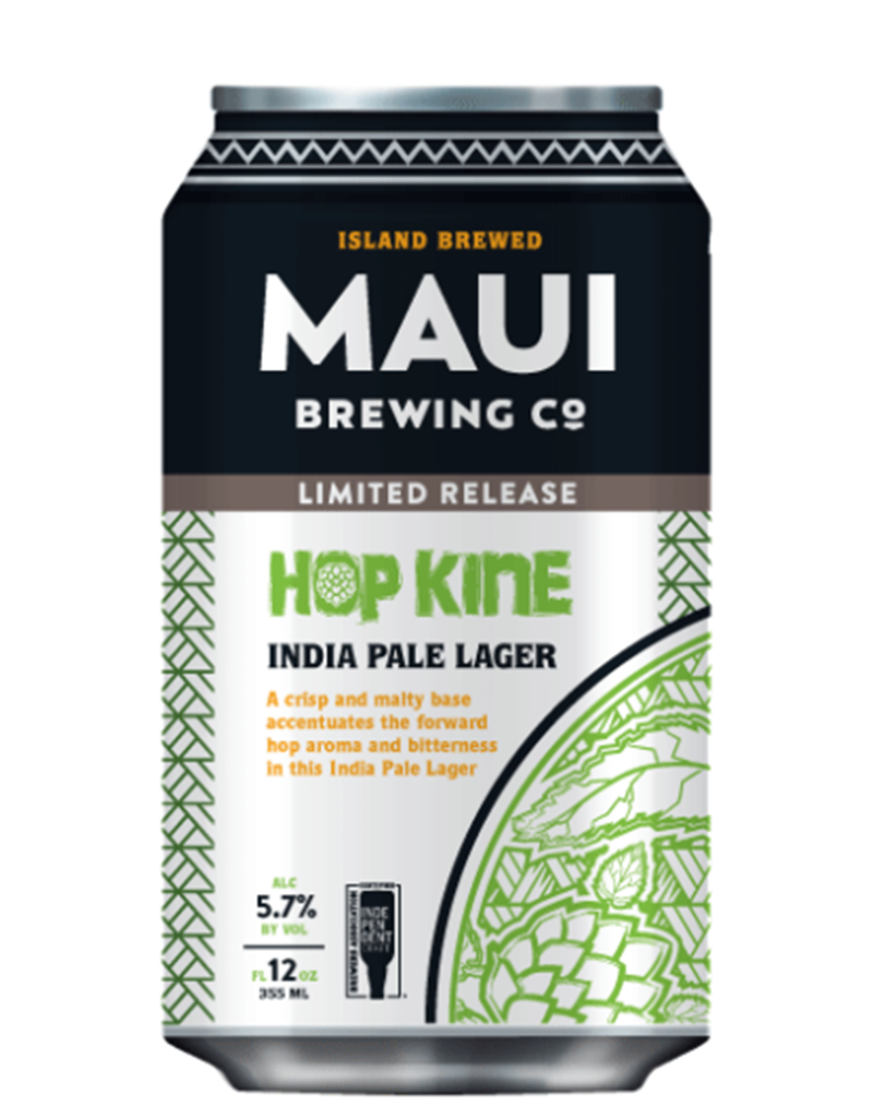 Maui Brewing Co. Maui Brewing Co. Hopkine Indian Pale Lager, 6pk Cans