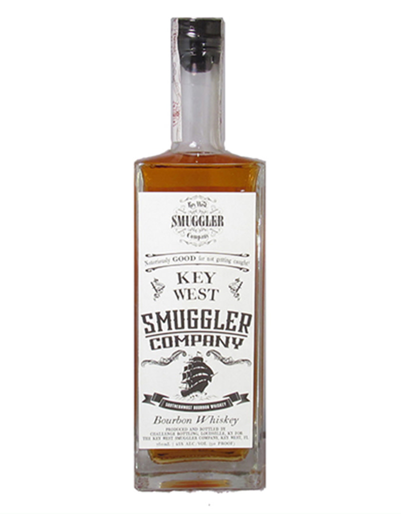 Key West Smuggler Company Bourbon Whiskey