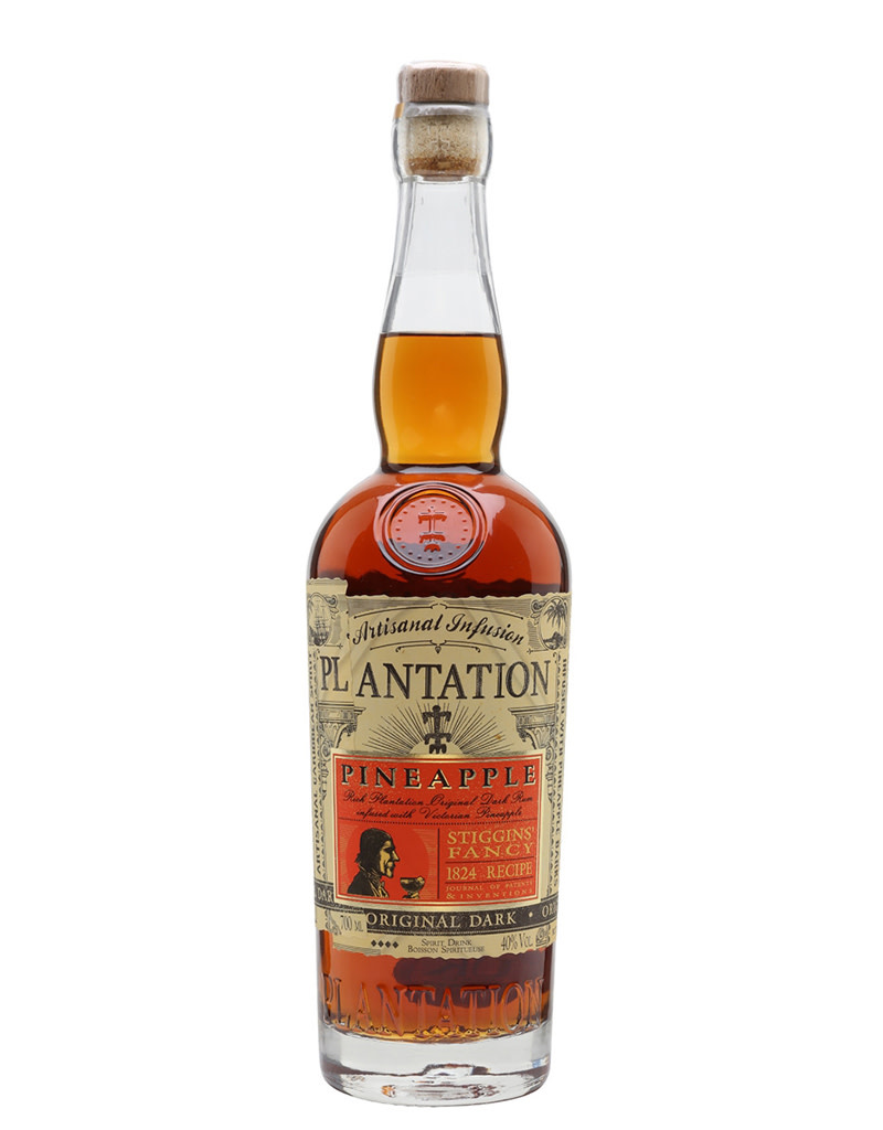 Plantation Stiggins' Fancy Pineapple Rum, Barbados