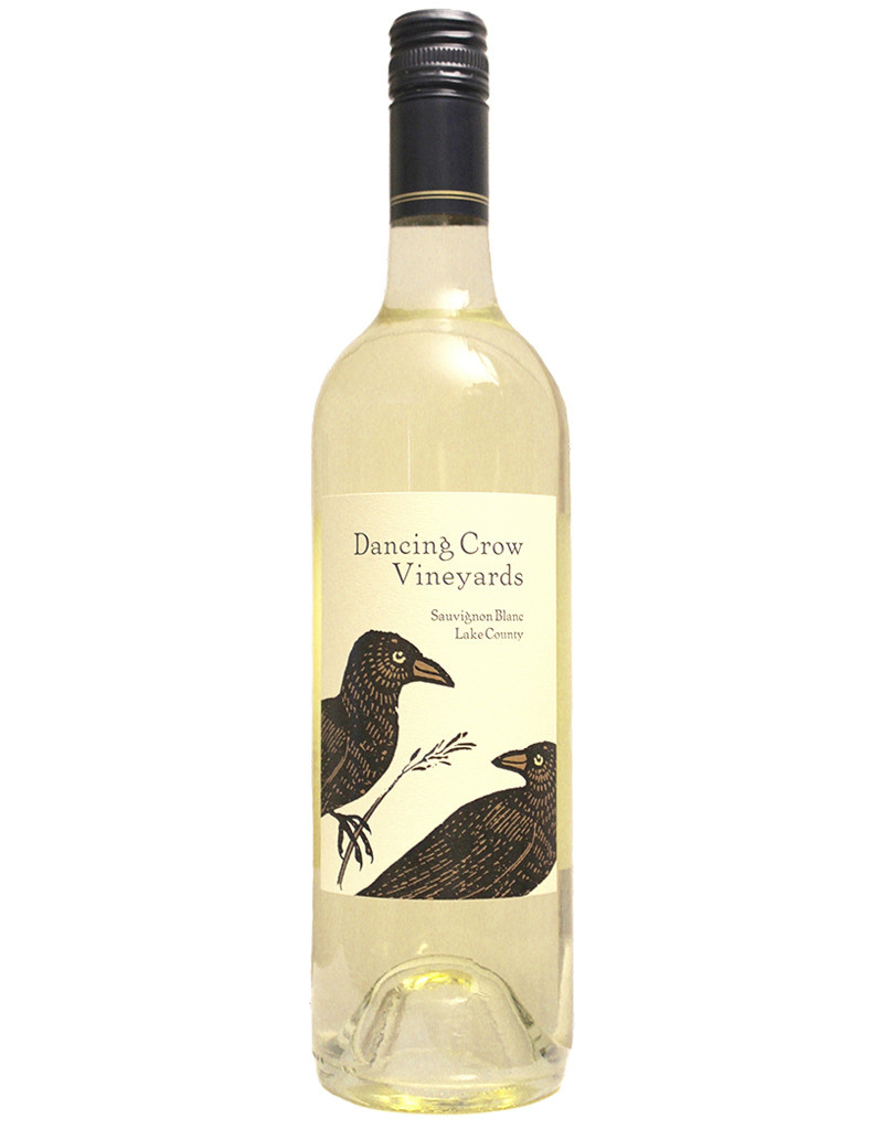 Dancing Crow 2016 Sauvignon Blanc, Lake County, California