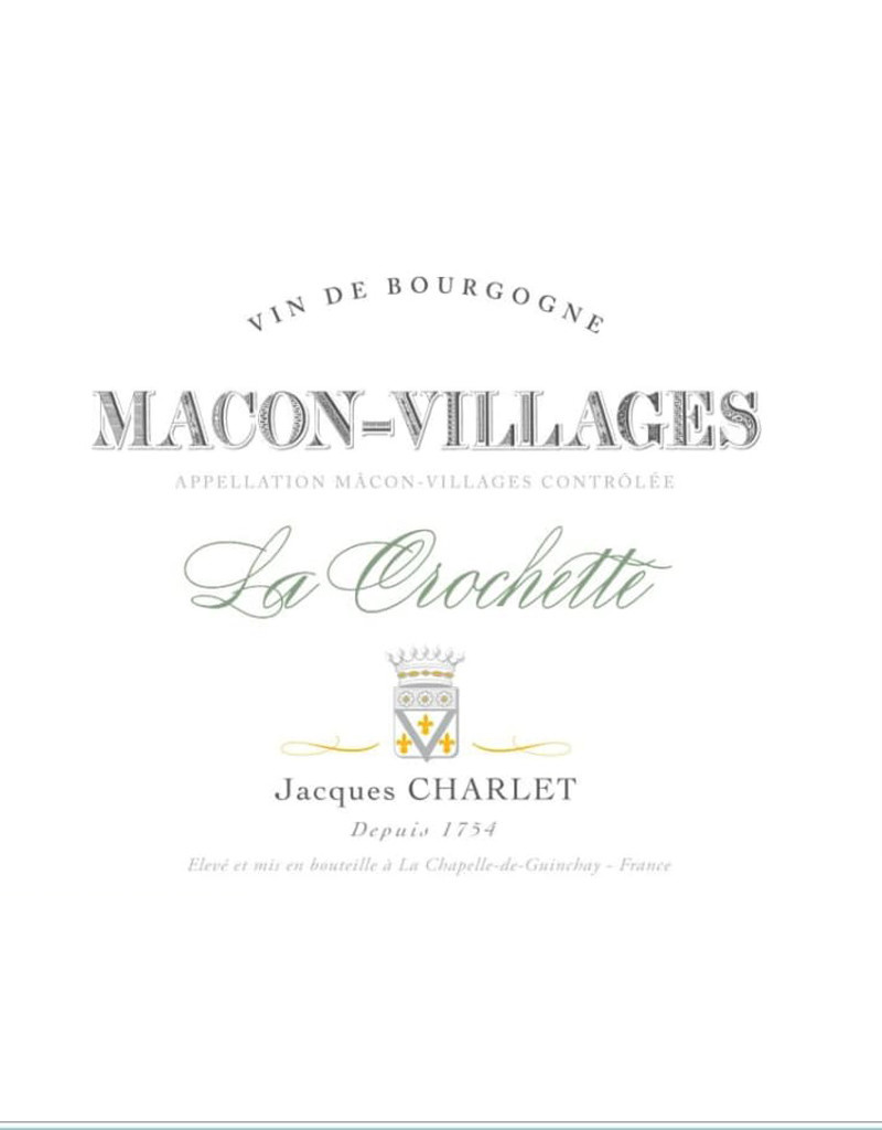Jacques Charlet 2017 Macon-Villages La Crochette, Burgundy, France