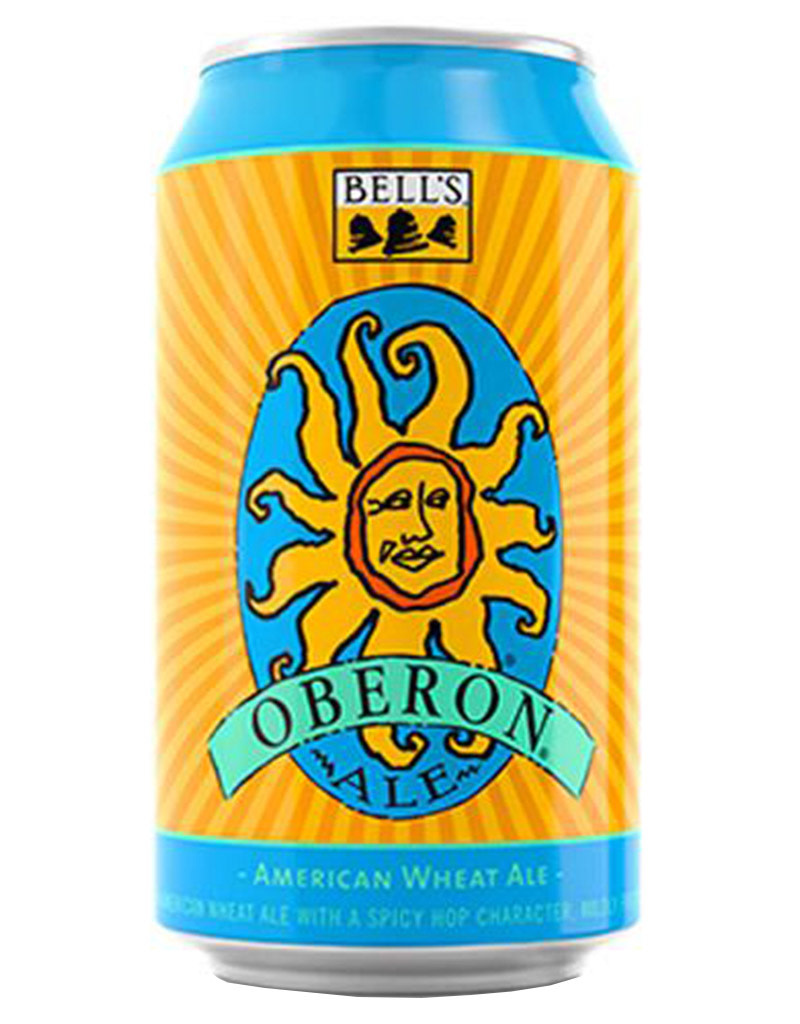 Bell's Brewery Bell's Brewery Oberon Ale Beer, 6pk Cans
