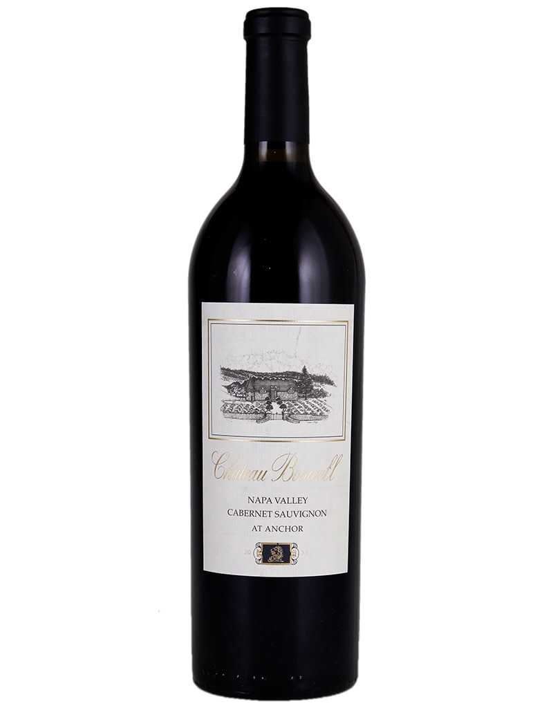 Chateau Boswell 2015 At Anchor, Cabernet Sauvignon, Napa Valley, California