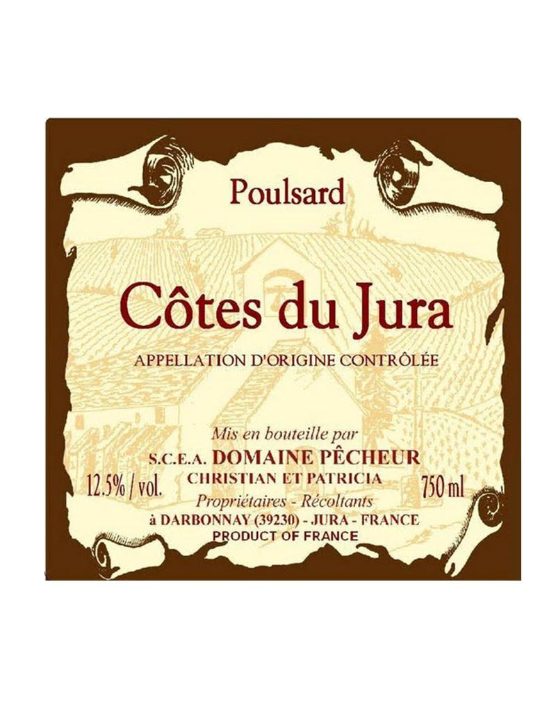 Domaine Pecheur 2016, Poulsard, Côte du Jura, France