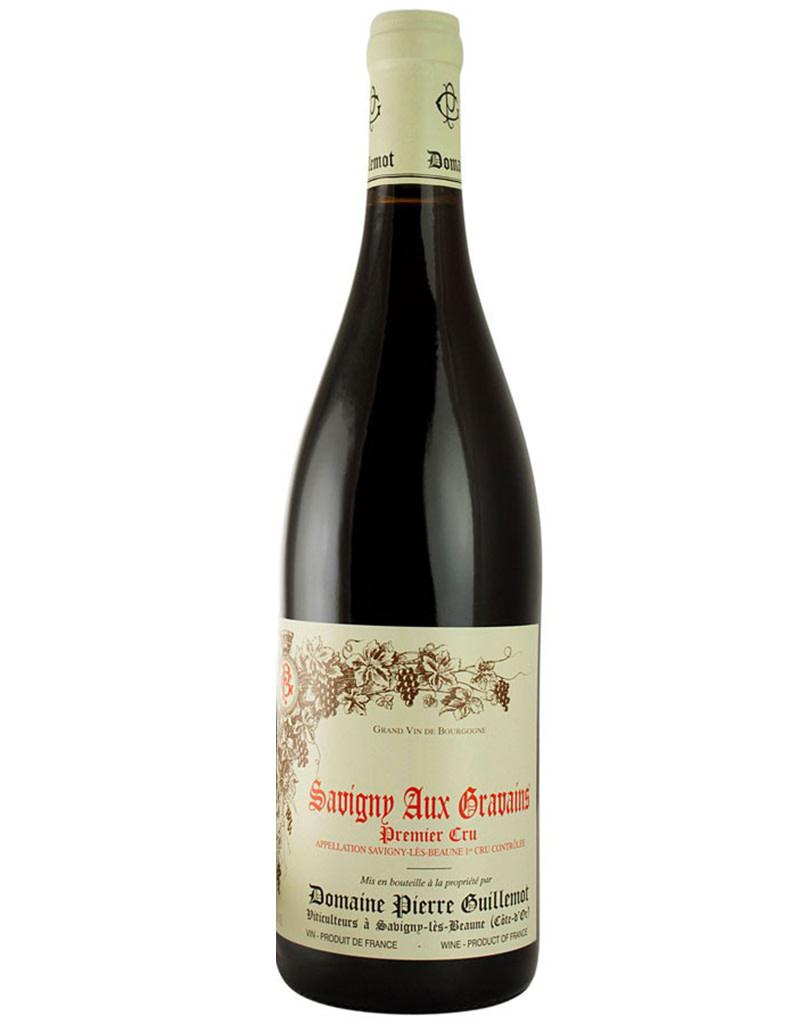 Domaine Pierre Guillemot 2016, 'Aux Gravains' 1er Cru, Savigny-les-Beaune Burgundy, France
