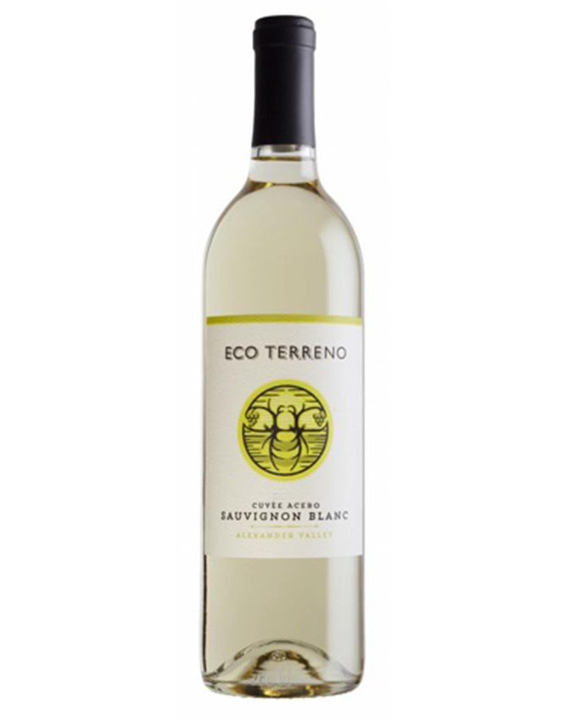Eco Terreno 2017 Cuvée Acero Sauvignon Blanc, Alexander Valley