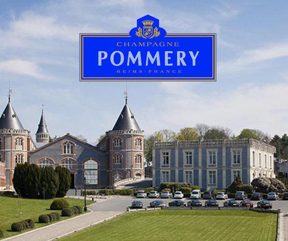 THURSDAY 4 APRIL - Champagne Pommery Prestige Tasting w. Sarah Tritant - France