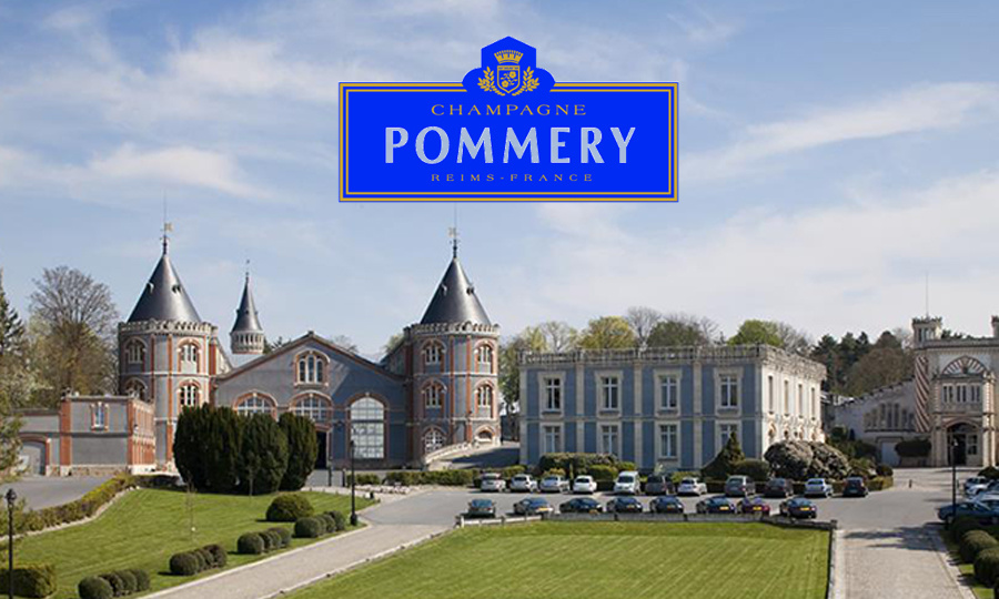 THURSDAY 4 APRIL - Champagne Pommery Prestige Tasting w. Sarah Tritant - France