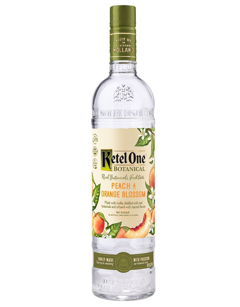 Ketel One Ketel One Botanical Peach & Orange Blossom Vodka