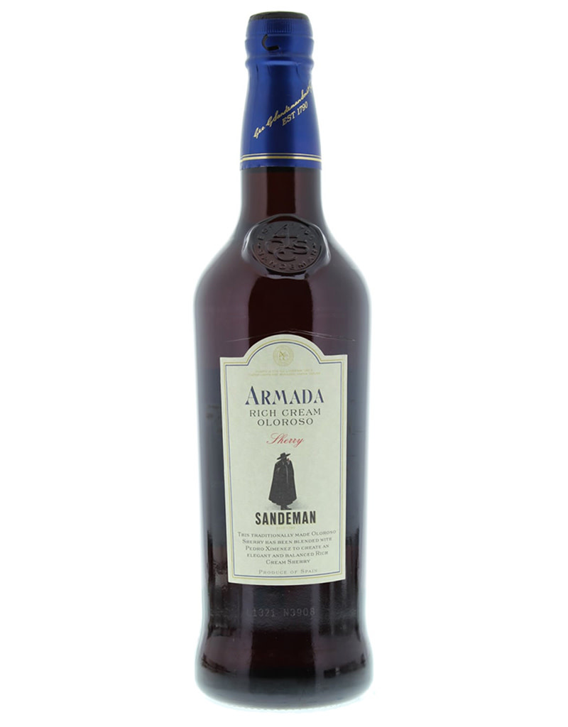 Sandeman Armada Rich Cream Oloroso Sherry, Jerez, Spain