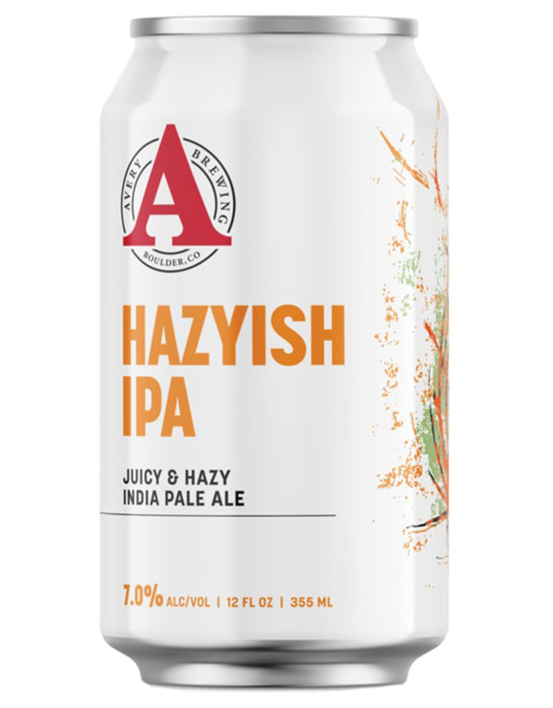 Avery Brewing Co. Avery Brewing Co. Hazish IPA, 6pk Beer Cans
