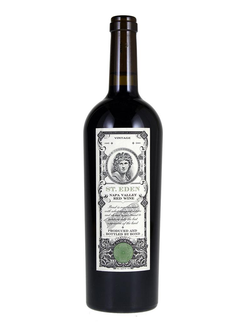 Bond Winery BOND 2014 St. Eden Red Blend, Napa Valley [96RP]