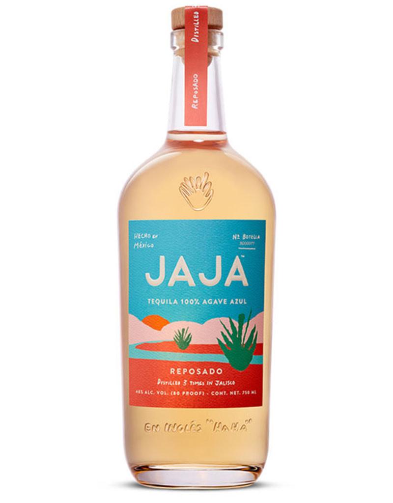JAJA Reposado Tequila, 100% Azul Agave, Mexico