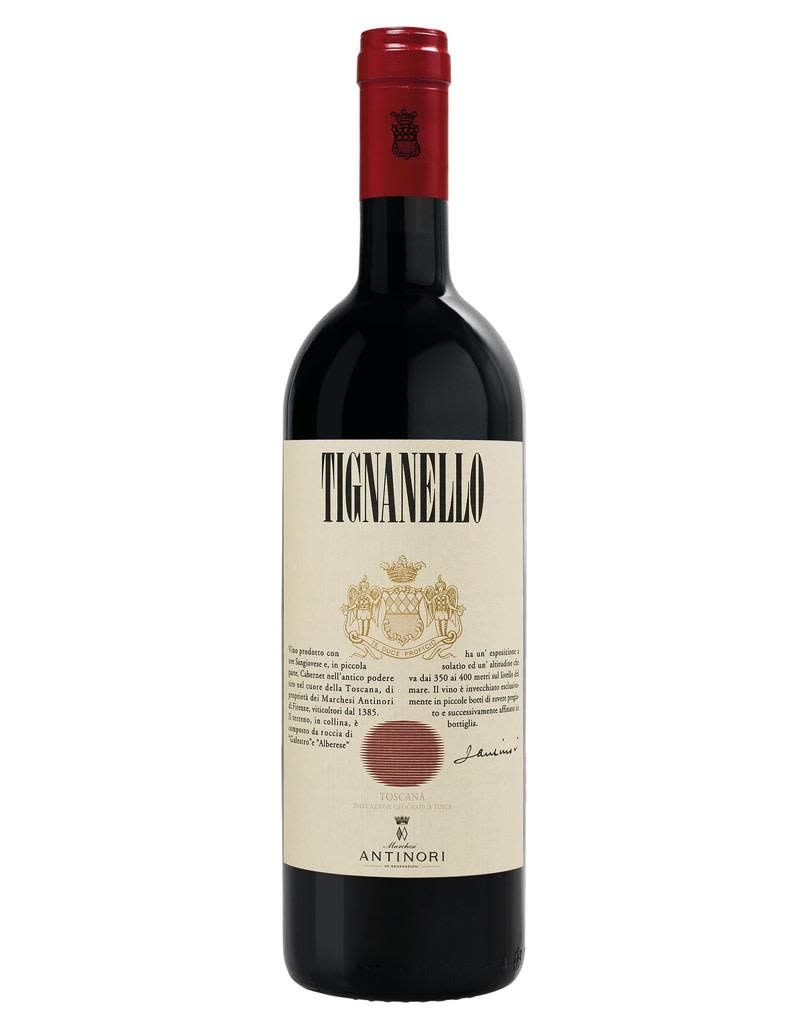 Antinori Marchesi Antinori 2017 TIGNANELLO, Red Blend, Toscana, Italy