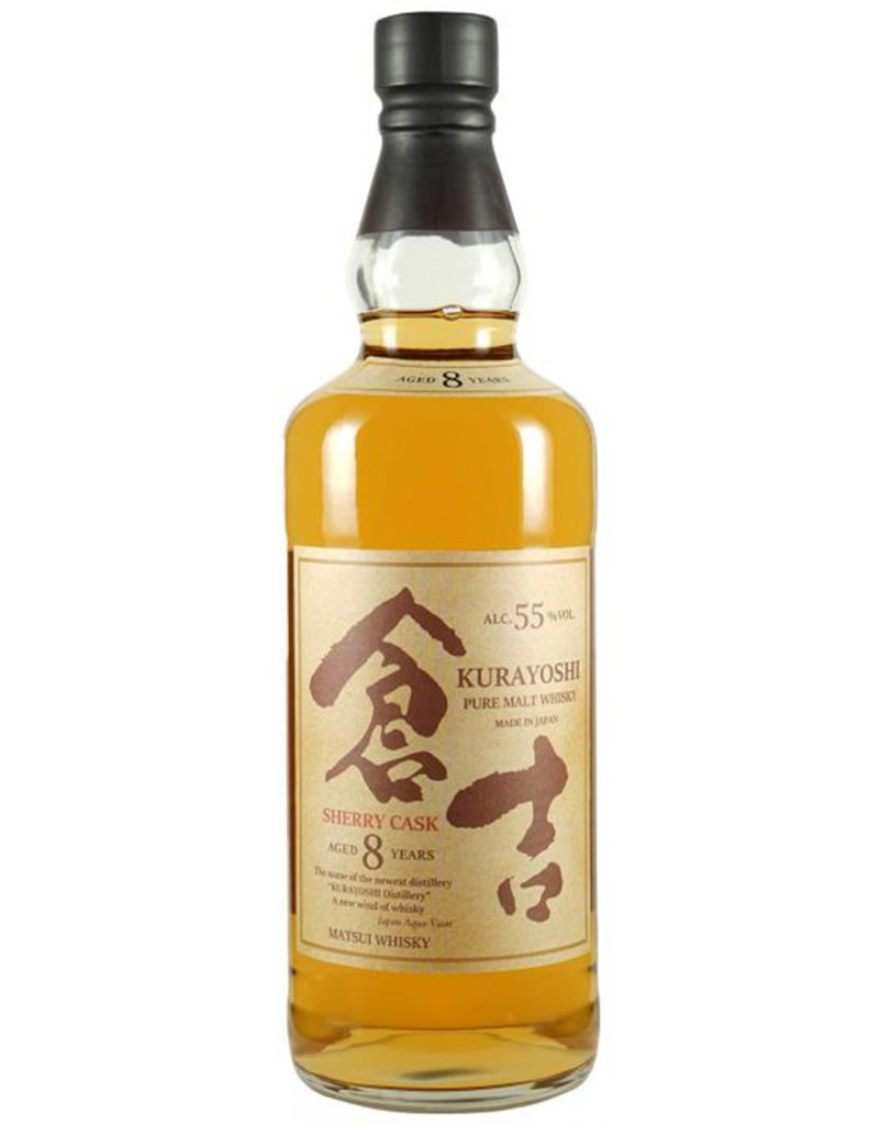 The Kurayoshi Sherry Cask Pure Malt Whisky, Japan