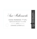 Domaine de Montille Domaine de Montille 2014 Aux Malconsorts, Vosne-Romanée, 1er Cru, France, 1.5L