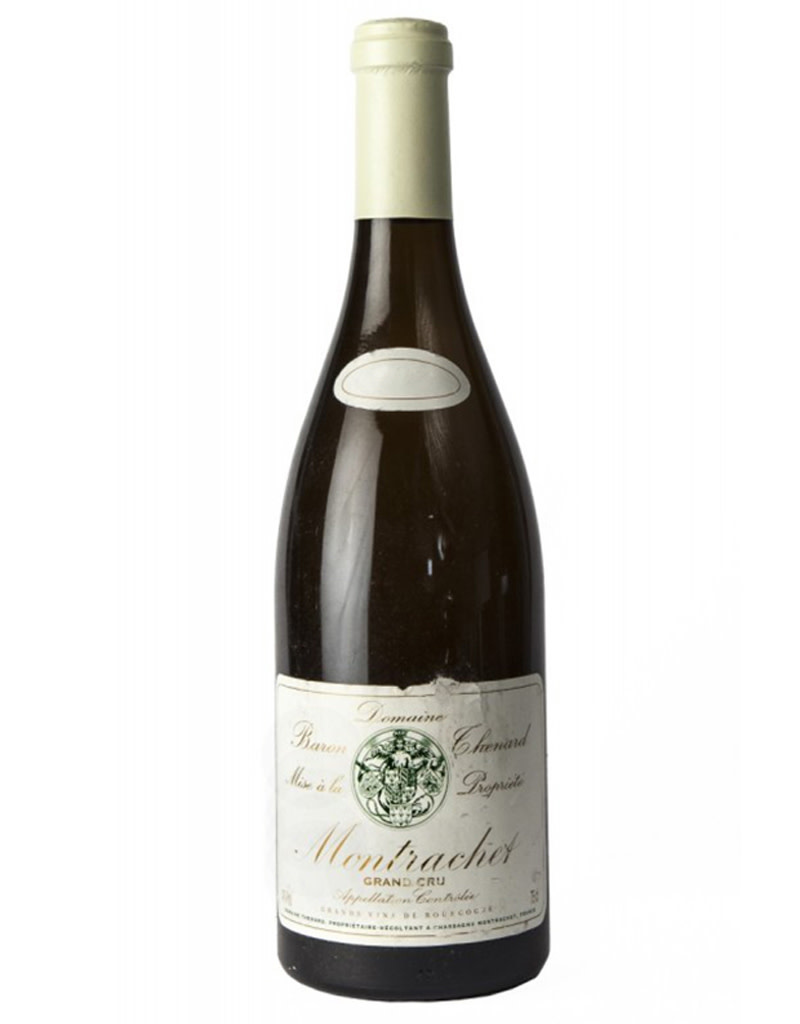 Domaine Baron Thenard 2015 Le Montrachet Grand Cru, Burgundy, France