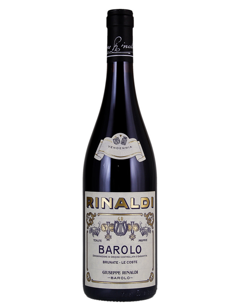 GIUSEPPE RINALDI Giuseppe Rinaldi 2003 'Brunate-Le Coste', Barolo DOCG, Piedmont, Italy