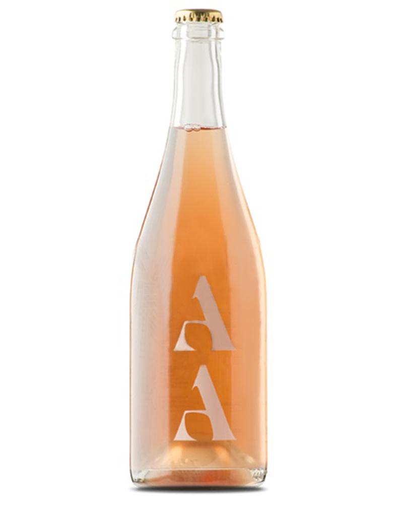 Partida Creus 2017 AA - Anónimo Ancestral Rosé, Pét-Nat, Penedes, Spain