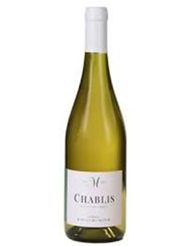 Domaine Jean-Louis Mothe 2015 Chablis, Burgundy, France