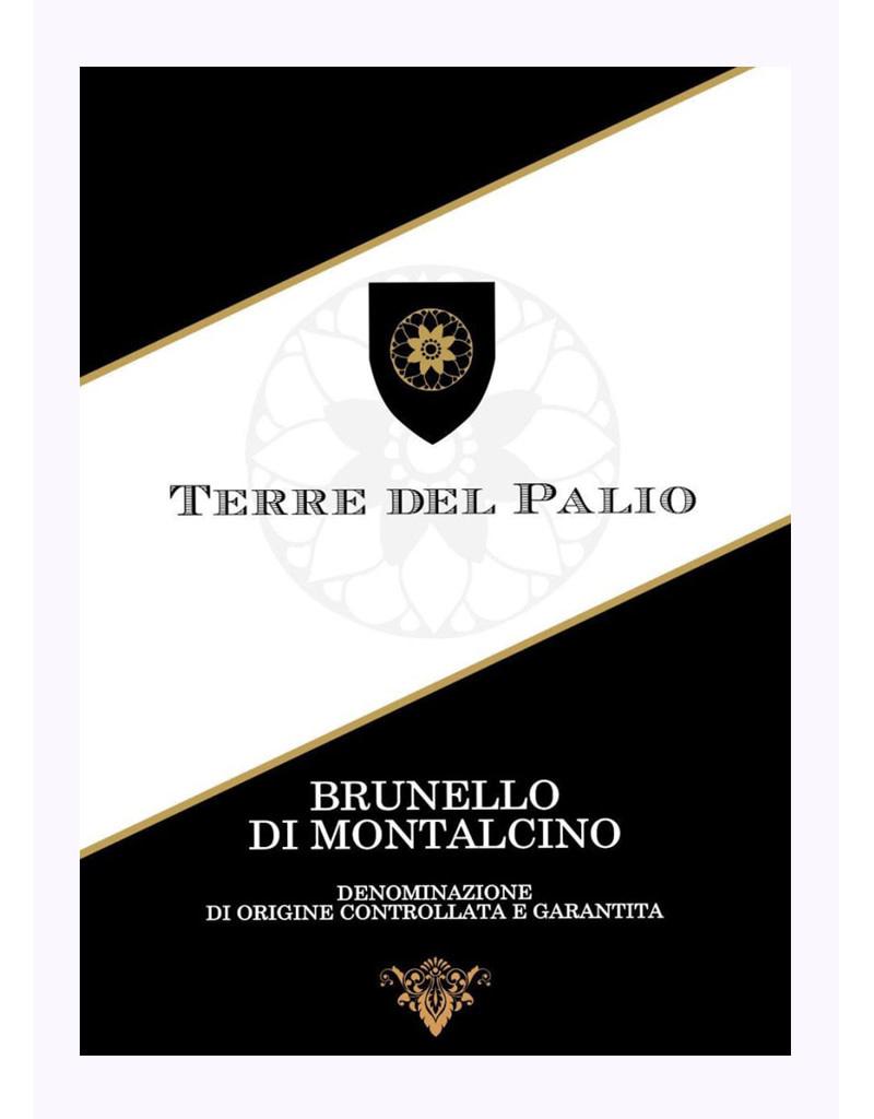 Tenimenti Angelini Terre del Palio 2013 Brunello di Montalcino DOCG, Tuscany, Italy
