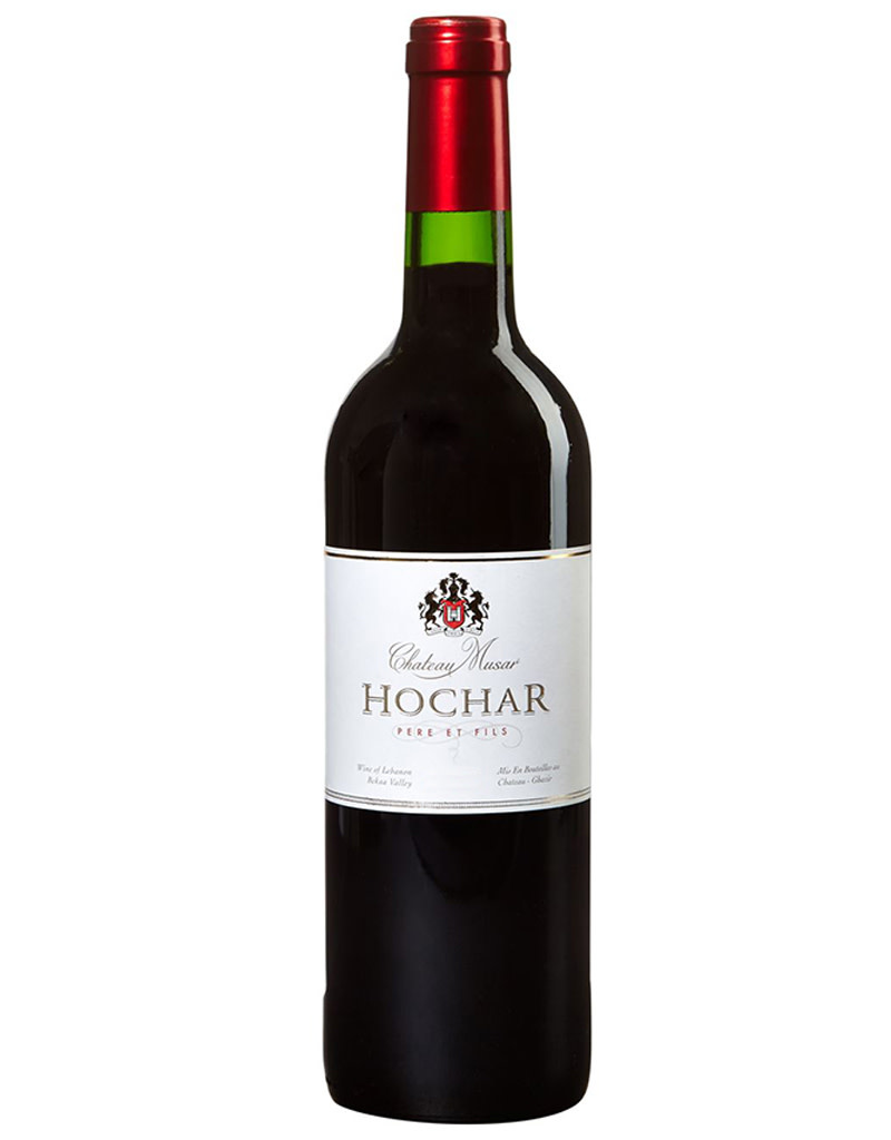 Château Musar 2015 'Hochar Pere et Fils' Red, Bekaa Valley, Lebanon