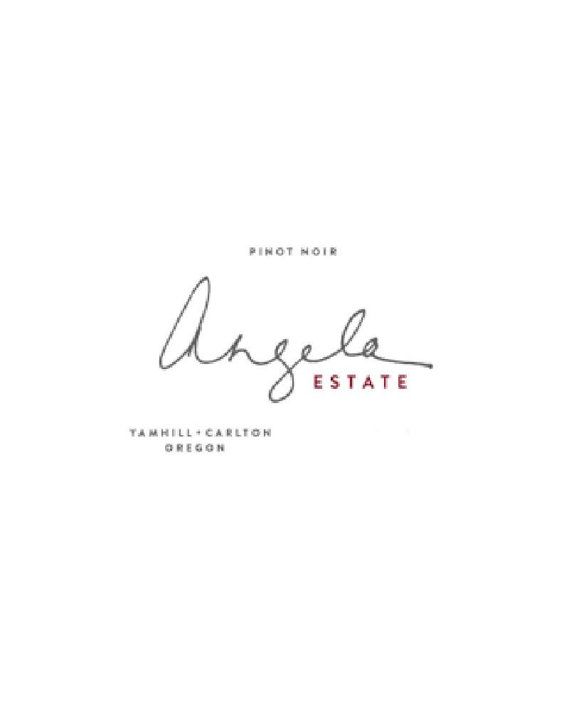 Angela Estate 2014 Pinot Noir, Yamhill-Carlton District, USA