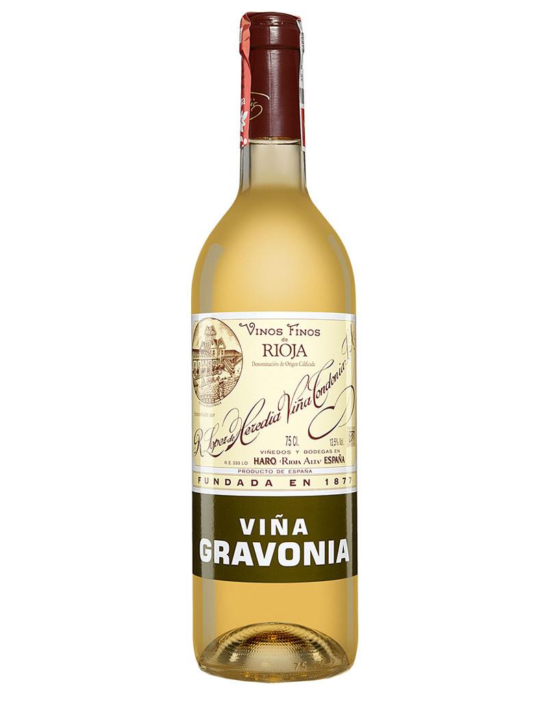 Lopez de Heredia Vina Tondonia 2009 'Vina Gravonia' Crianza Blanco, Rioja DOCa, Spain