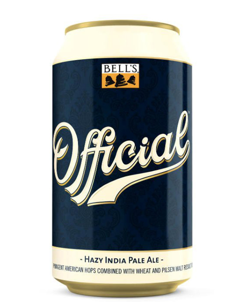 Bell's Brewery Bell's Brewery Official Hazy IPA, 6pk Cans