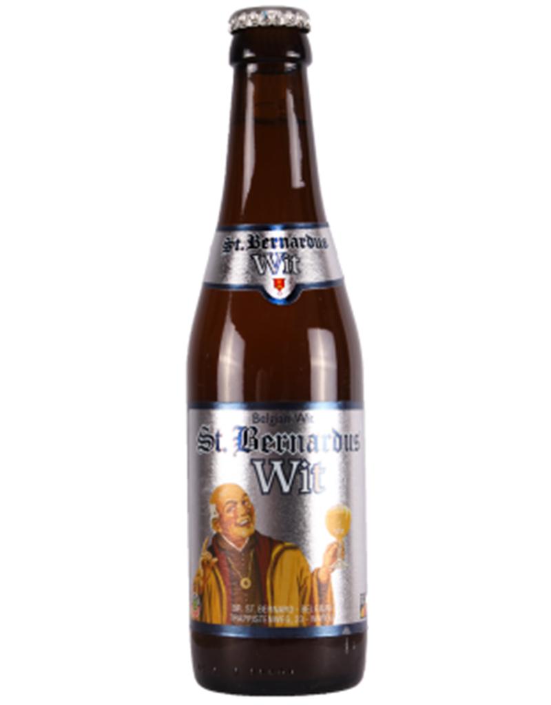 St. Bernardus 'WIT' Wit Bier, Belgium, 4pk Bottles