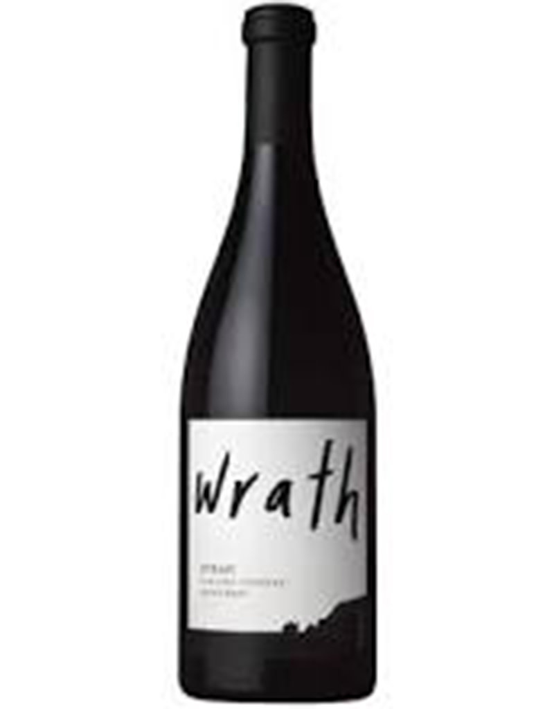 Wrath Wines 2015 'San Saba Vineyard' Syrah Monterey, California