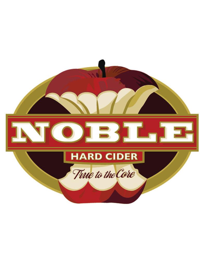 Noble Cider Grapefruit & Hops Hard Cider Spritzer, Asheville, NC, 6pk Cans