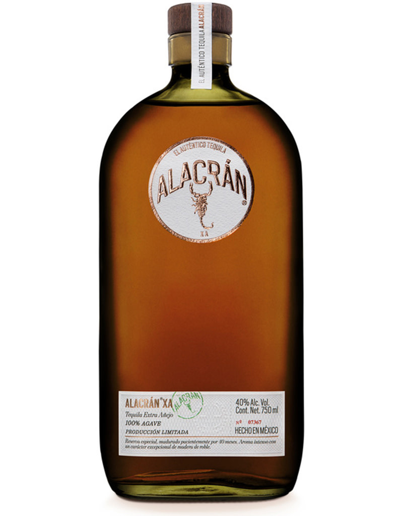 Alacrán Extra Añejo Tequila, Mexico