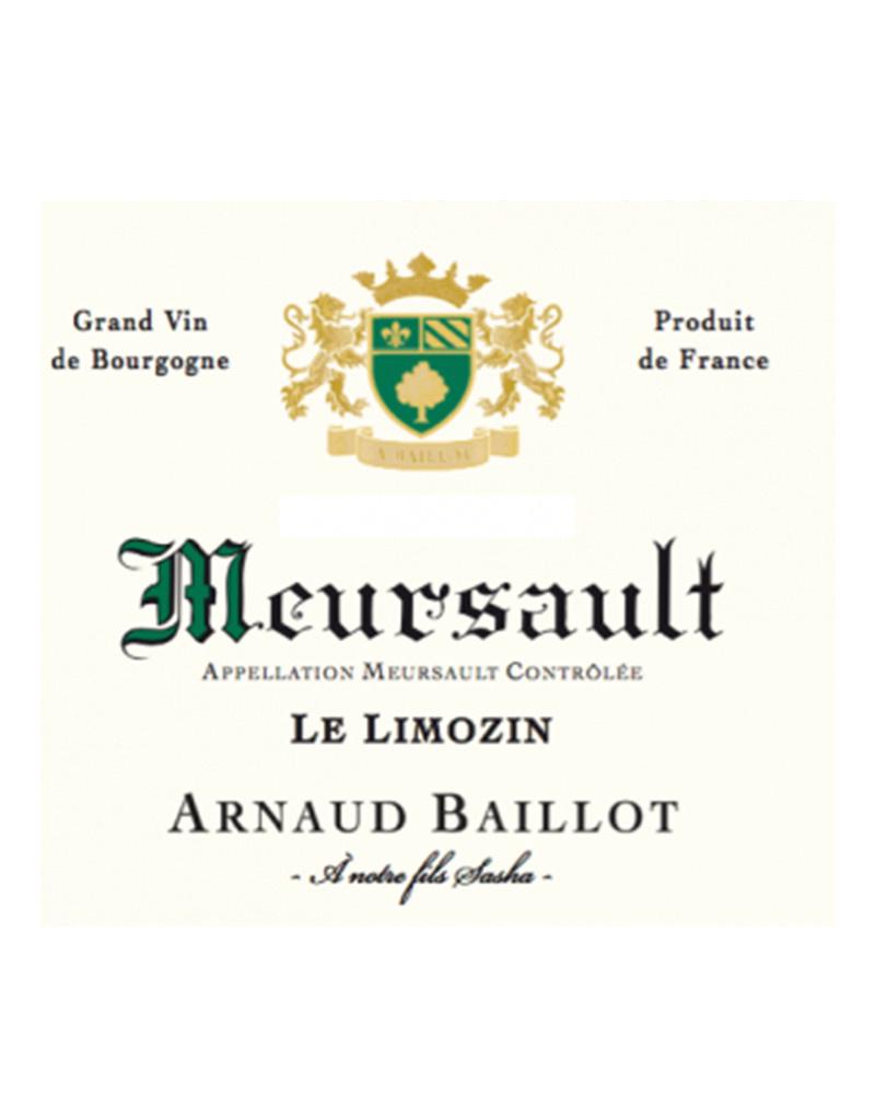 Arnaud Baillot Arnaud Baillot 2017 Meursault, Le Limozin, Burgundy, France